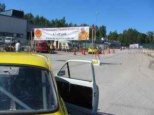 Race i Bengtsfors.Till Erik Bergers ära i samband med hans 90-årsdag