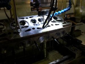 Nya säten. Datastyrd maskin hos Spinken Motors garanterar exakta mått!