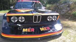 MER-BMW,n fick en utflykt till Falkenberg och klubbens  jubileum.